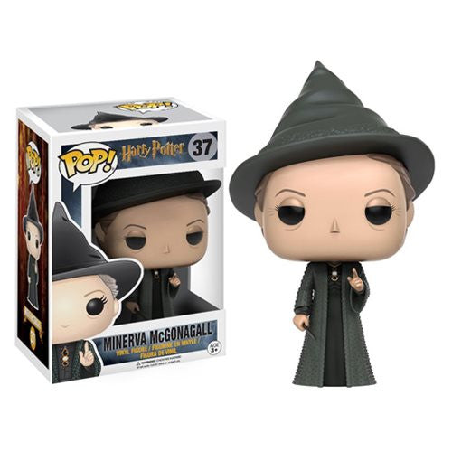 Harry Potter Pop! Vinyl Figure Minerva McGonagall [37] - Fugitive Toys