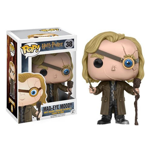 Harry Potter Pop! Vinyl Figure Mad-Eye Moody