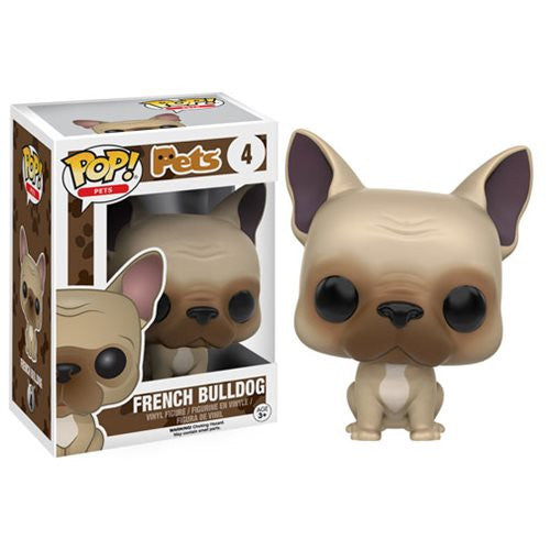Pets Pop! Vinyl Figure French Bulldog