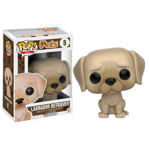 Pets Pop! Vinyl Figure Labrador Retriever