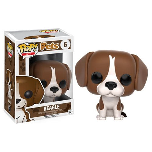 Pets Pop! Vinyl Figure Beagle
