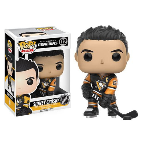 NHL Pop! Vinyl Figure Sidney Crosby [Pittsburgh Penguins]