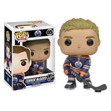 NHL Pop! Vinyl Figure Connor McDavid [Edmonton Oilers] - Fugitive Toys