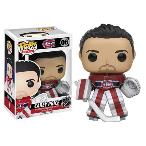 NHL Pop! Vinyl Figure Carey Price [Montreal Canadiens]