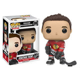 NHL Pop! Vinyl Figure Jonathan Toews [Chicago Blackhawks] - Fugitive Toys