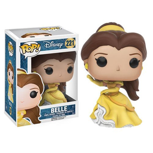 Disney Pop! Vinyl Figure Belle (Gown) [Beauty and the Beast]