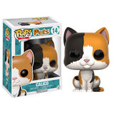 Pets Pop! Vinyl Figure Calico - Fugitive Toys