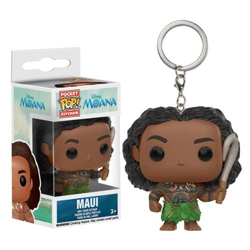 Disney Pocket Pop! Keychain Maui [Moana]