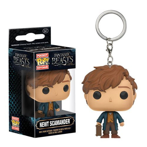 Fantastic Beasts Pocket Pop! Keychain Newt Scamander