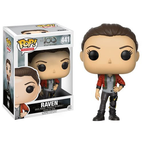 The 100 Pop! Vinyl Figure Raven