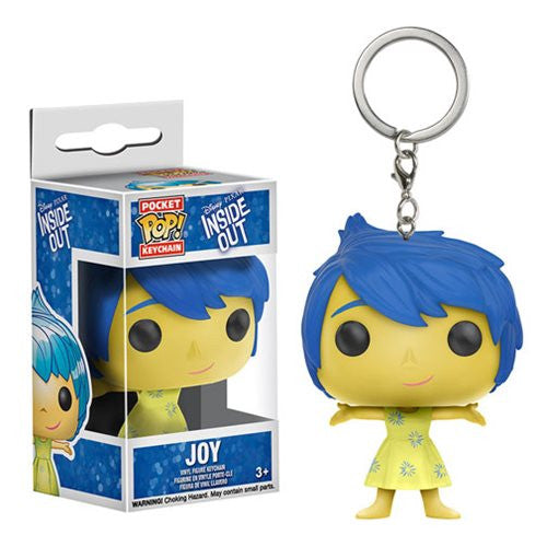 Disney Pocket Pop! Keychain Joy [Inside Out]