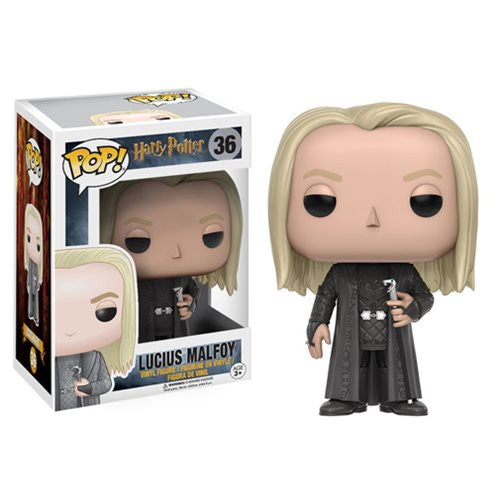 Harry Potter Pop! Vinyl Figure Lucius Malfoy - Fugitive Toys