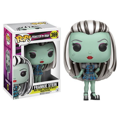 Monster High Pop! Vinyl Figure Frankie Stein - Fugitive Toys
