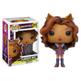 Monster High Pop! Vinyl Figure Clawdeen Wolf [371]
