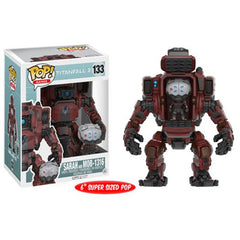 [Preorder] Titanfall 2 Pop! Vinyl Figure Sarah and MOB-1316 Titan Vehicle