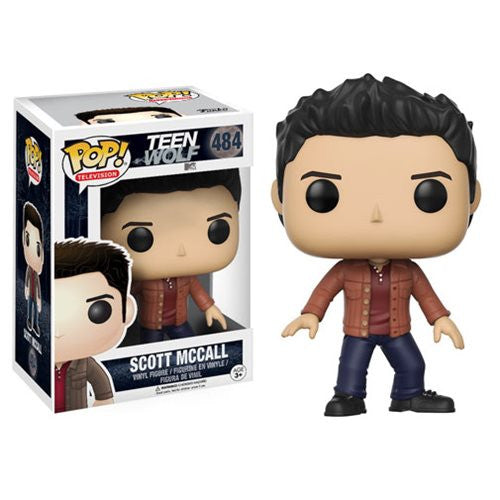 Teen Wolf Pop! Vinyl Figure Scott McCall
