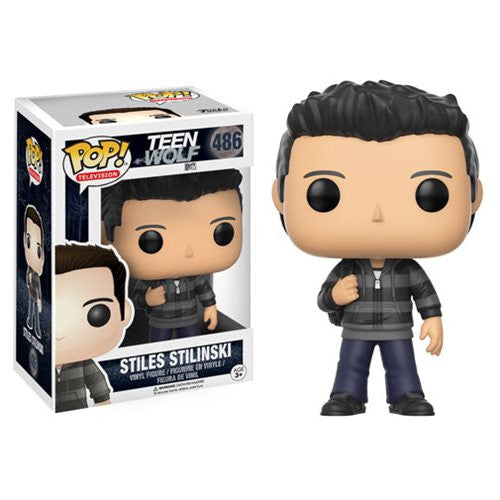 Teen Wolf Pop! Vinyl Figure Stiles Stilinski