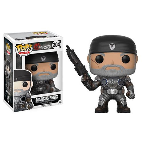 Gears of War Pop! Vinyl Figure Marcus Fenix (Old Man)