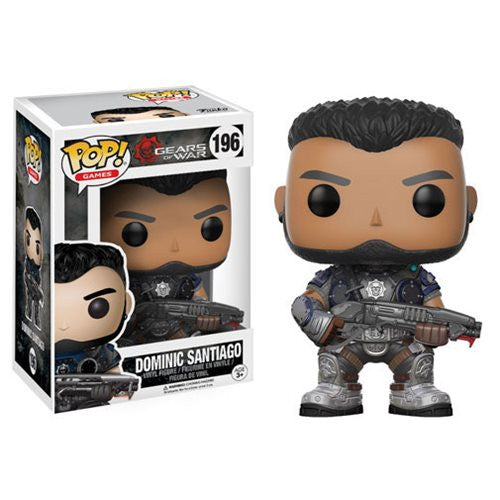 Gears of War Pop! Vinyl Figure Dominic Santiago