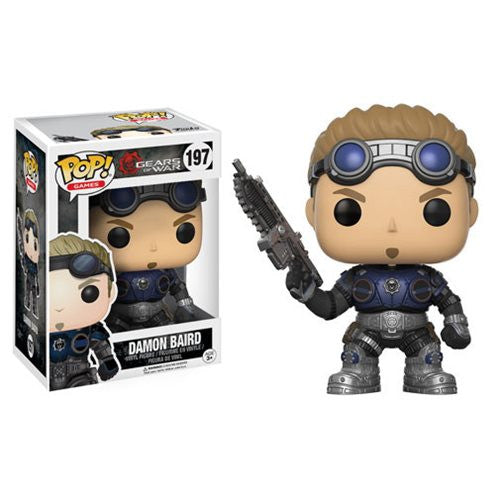 Gears of War Pop! Vinyl Figure Damon Baird (Armored)