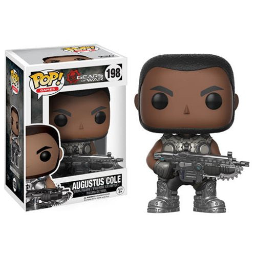 Gears of War Pop! Vinyl Figure Augustus Cole