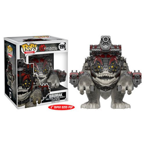 Gears of War Pop! Vinyl Figure Brumak [6-Inch]