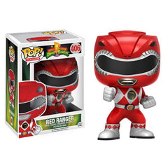[Preorder] Power Rangers Pop! Vinyl Figure Red Ranger [New Pose]
