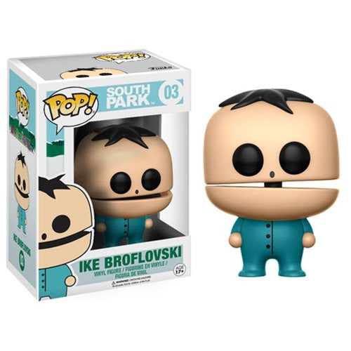 South Park Pop! Vinyl Figure Ike Broflovski