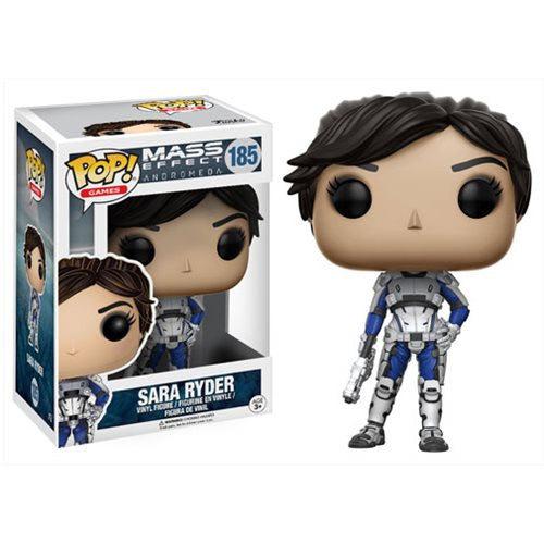 Mass Effect: Andromeda Pop! Vinyl Figure Sara Ryder