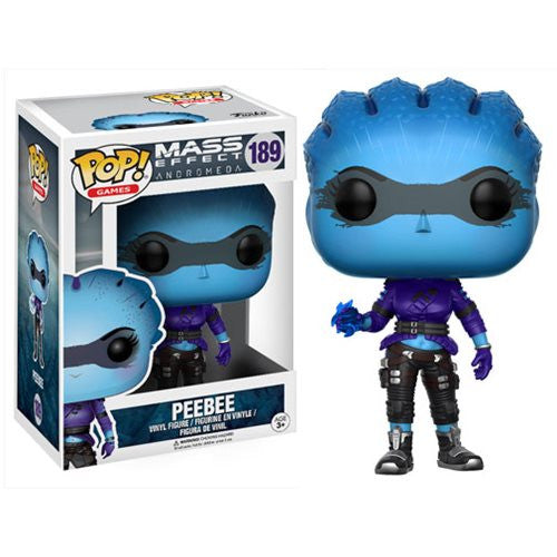 Mass Effect: Andromeda Pop! Vinyl Figure Peebee - Fugitive Toys