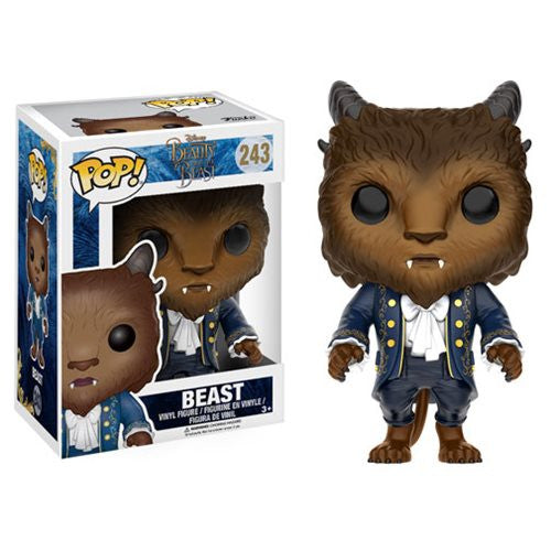 Disney Pop! Vinyl Figure Live Action Beast [Beauty & The Beast] - Fugitive Toys