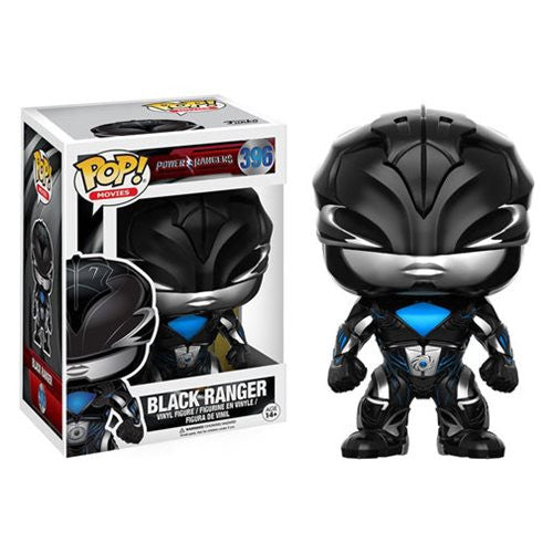 Movies Pop! Vinyl Figure Black Ranger - Fugitive Toys
