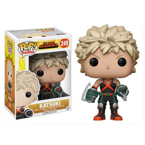 My Hero Academia Pop! Vinyl Figure Katsuki - Fugitive Toys