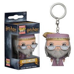 Harry Potter Pocket Pop! Keychain Albus Dumbledore