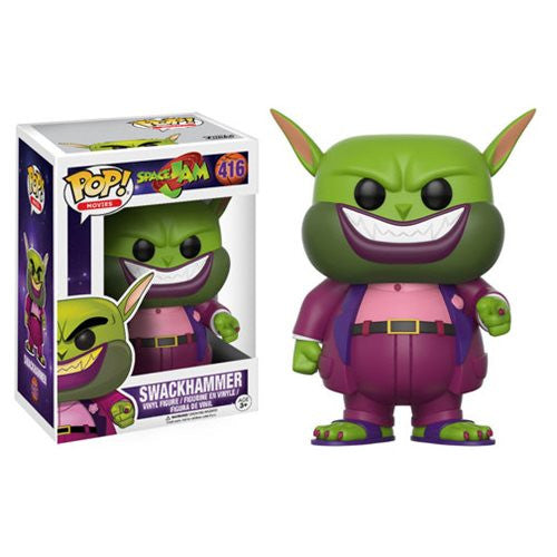 Movies Pop! Vinyl Figure Swackhammer [Space Jam] - Fugitive Toys