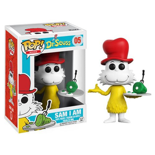 Books Pop! Vinyl Figure Sam I Am [Dr. Seuss]