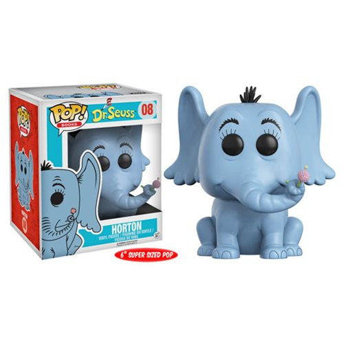 Books Pop! Vinyl Figure Horton [Dr. Seuss] [6-Inch]