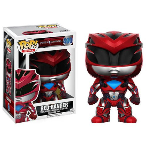 Movies Pop! Vinyl Figure Red Ranger