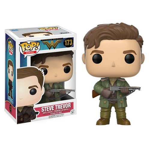 Wonder Woman Movie Pop! Vinyl Figure Steve Trevor
