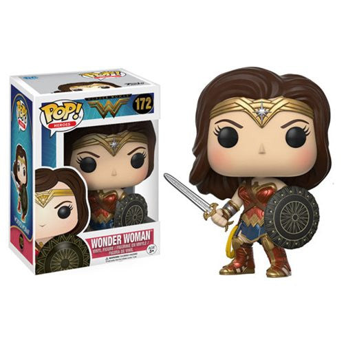 Wonder Woman Movie Pop! Vinyl Figure Wonder Woman [172]