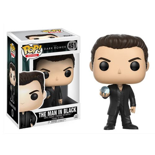 Movies Pop! Vinyl Figure The Man in Black [The Dark Tower] - Fugitive Toys
