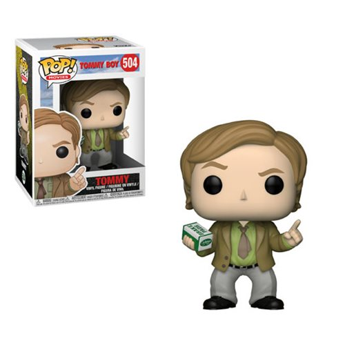 Tommy Boy Pop! Vinyl Figure Tommy [504]