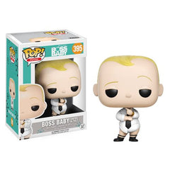 [Preorder] Movies Pop! Vinyl Figure Boss Baby (Diaper & Tie) [Boss Baby]