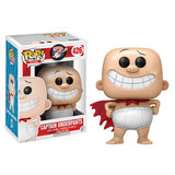 Movies Pop! Vinyl Figure Captain Underpants [Captain Underpants] - Fugitive Toys