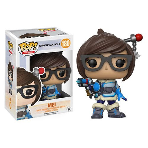Overwatch Pop! Vinyl Figure Mei