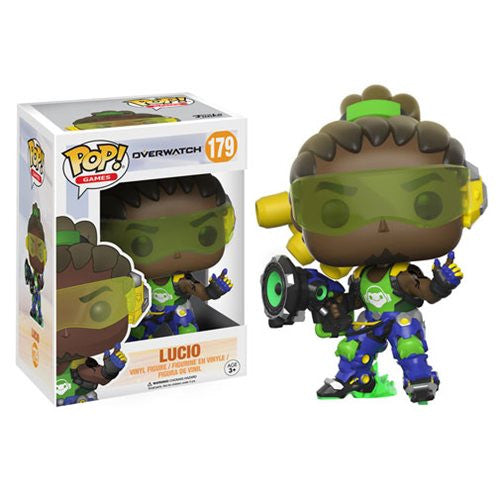 Overwatch Pop! Vinyl Figure Lucio