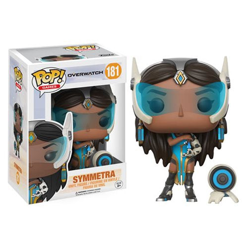 Overwatch Pop! Vinyl Figure Symmetra