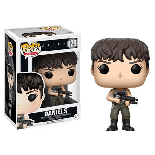 Movies Pop! Vinyl Figure Daniels [Alien: Covenant]