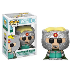South Park Pop! Vinyl Figure Professor Chaos - Fugitive Toys