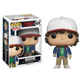 Stranger Things Pop! Vinyl Figure Dustin with Compass - Fugitive Toys